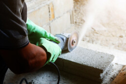 Bouwmateriaal en bouwmachine huren